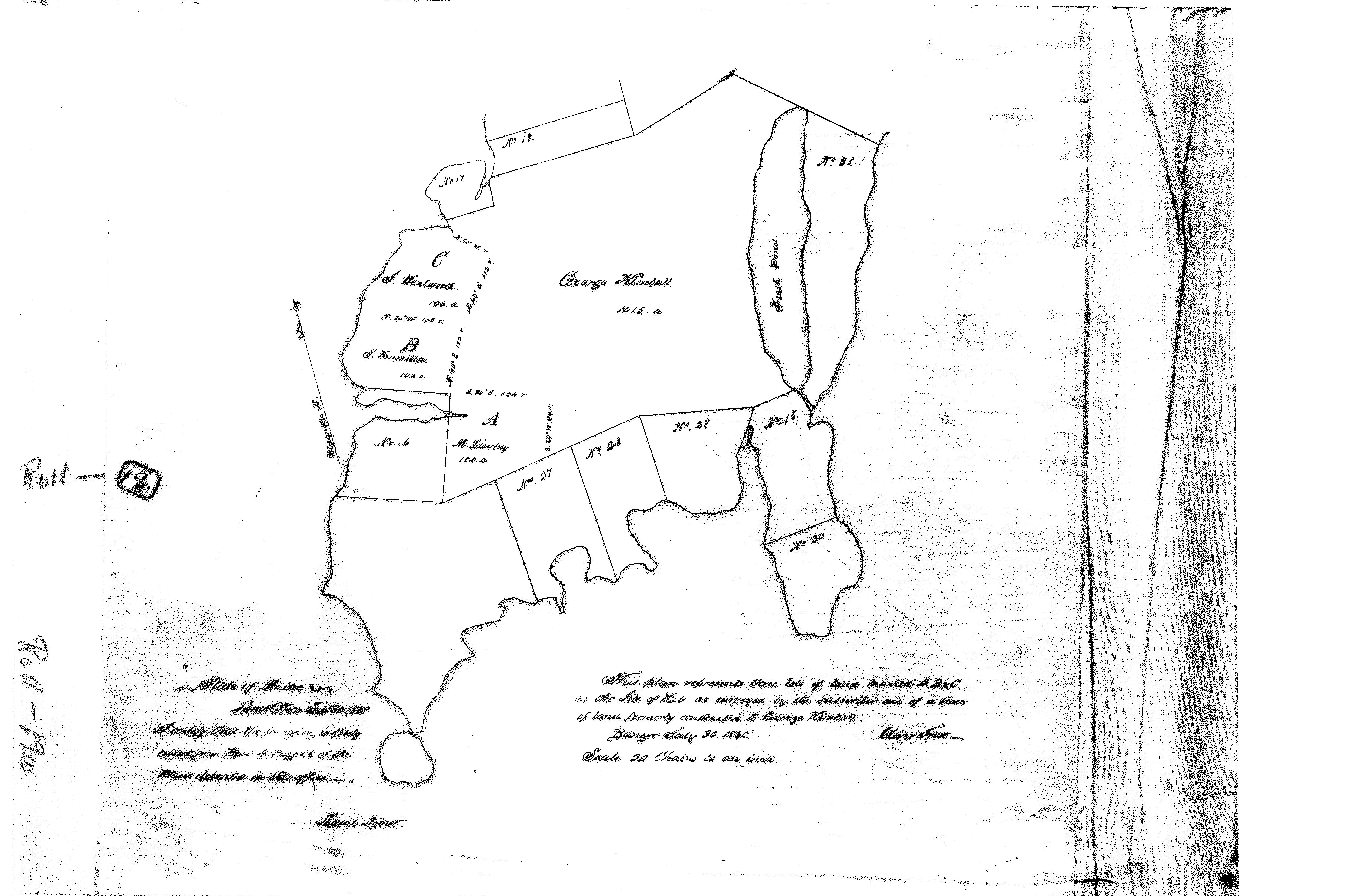 Hancock County Registry of Deeds